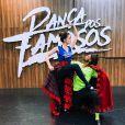 Na semifinal do 'Dança', Bia Arantes afirmou que o ritmo mais difícil para ela foi o pasodoble