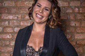 Fernanda Souza fez 2 cirurgias plásticas nas mamas: 'Reduzi pela 1ª vez aos 17'