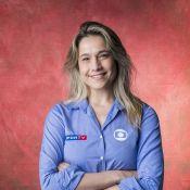 Fernanda Gentil confirma transição do esporte para entretenimento: 'Animada'