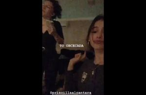Bruna Marquezine participa de culto jovem com Priscilla Alcantara: 'Fada'
