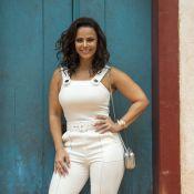 Viviane Araujo adota chip da beleza. 'Se preparar para o Carnaval', conta médica