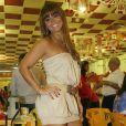 Viviane Araujo já assumiu botox na testa e ao redor dos olhos