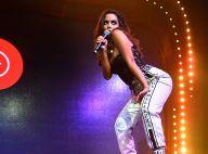 Anitta é ovacionada, ganha presente de fã e leva funk carioca a show em NY. Veja