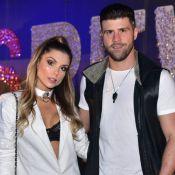 Acabou! Flávia Viana e Marcelo Zangrandi terminam namoro: 'Minha dor é imensa'