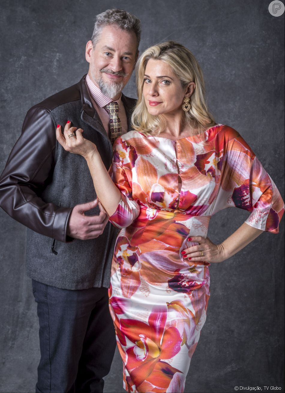 Em 'O Sétimo Guardião', Marilda (Letícia Spiller) vai flagrar Eurico (Dan Stulbach) com Valentina (Lília Cabral) na cama