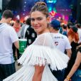 ' Eu amadureci muito e estou feliz da gente estar de volta', disse Mariana Goldfarb