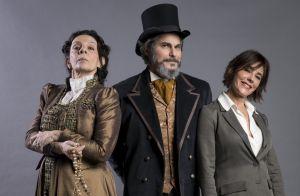 'O Tempo Não Para': Carmen admite a Agustina não estar grávida de dom Sabino