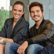 Juliana Paiva entrega 1º beijo em namorado, Nicolas Prattes: 'Foi na vida real'