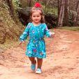 Bruno Gissoni usa as redes sociais para compartilhar fotos fofas da filha, Madalena
