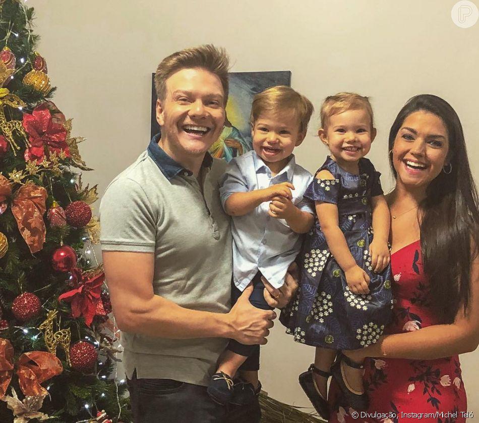 Thaís Fersoza mostrou em seu canal o novo quarto de seu filho mais novo com o cantor Michel Teló, Teodoro. Confira o vídeo abaixo