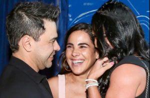 Graciele Lacerda mostra foto com Wanessa Camargo e a elogia: 'Pessoa incrível'