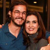 Fátima Bernardes e Túlio conversaram por 40 dias antes de 1º beijo: 'Mensagens'