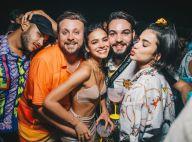 Noite animada! Bruna Marquezine curte funk com amigos em Noronha. Vídeo!