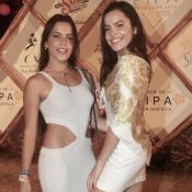 Gêmeas do 'BBB', Emilly e Mayla Araújo curtem show pós-réveillon no RN. Fotos!