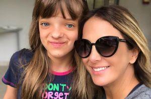 Grávida, Ticiane Pinheiro quer chá revelação do bebê: 'Só a Rafa vai descobrir'