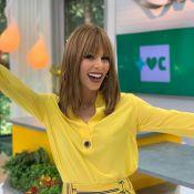 Ana Furtado ganha aprovação da web em estreia no 'Mais Você': 'Versátil e útil'