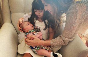 Mãe de Zoe, Sabrina Sato surpreende fãs por forma física em foto: 'Que corpo'
