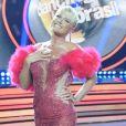Xuxa Meneghel é apresentadora e contratada da Record TV