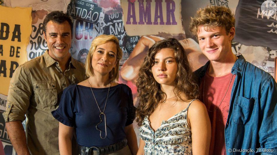 Joaquim Lopes está no elenco de 'Malhação- Toda Forma de Amar' e fará marido da personagem de Paloma Duarte.