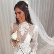 Anos 80 & slip dress! Estilista detalha vestidos de Romana Novais, noiva de Alok