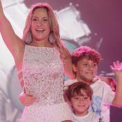 Filho de Claudia Leitte, Davi faz 10 anos e fãs cantam parabéns em show. Vídeo!