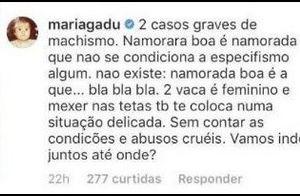 Fátima Bernardes elogia namorado e pede respeito: 'Salve a leveza da alma'
