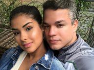 Munik Nunes nega término de casamento. 'Permanecem casados', diz assessoria