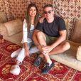 Munik Nunes é casada com o empresário Anderson Felício