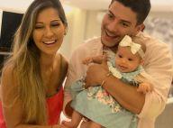 Quem resiste? 25 momentos fofos de Sophia, filha de Mayra Cardi e Arthur Aguiar