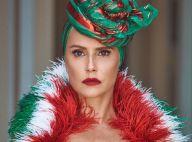 Deborah Secco será rainha de baile de Carnaval no Rio: 'Feliz e lisonjeada'