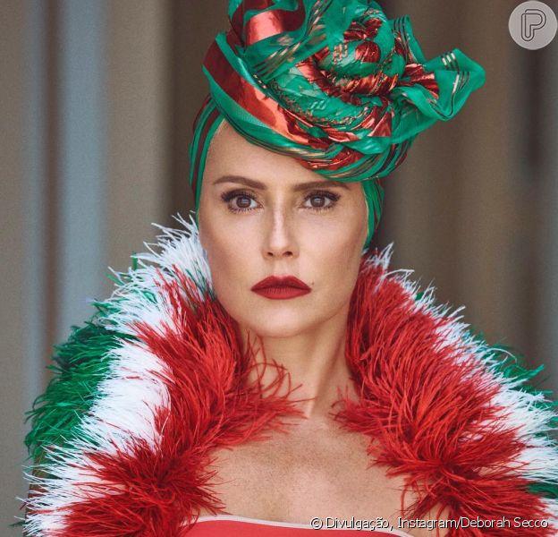 Deborah Secco vai ser rainha do baile de Carnaval do Copacabana Palace
