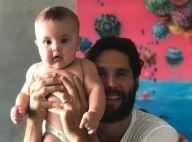 Dudu Azevedo mostra foto com o filho e semelhança impressiona fãs: 'Sua xerox'