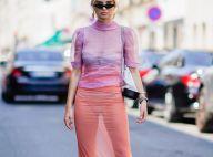 Lingerie à mostra é sucesso no street style e a tendência é super glam!