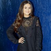 Após 11 anos de SBT, Maisa comemora 1º talk-show na TV aos 16: 'Preparada'