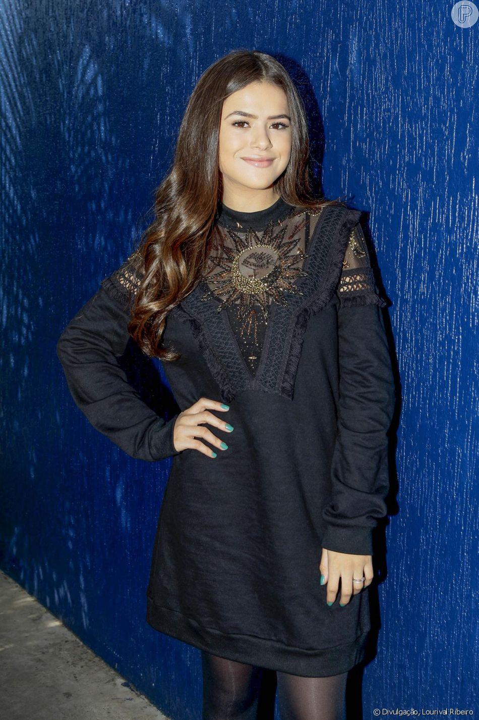 Após 11 anos de SBT, Maisa vai estrelar seu primeiro talk-show na TV aos 16