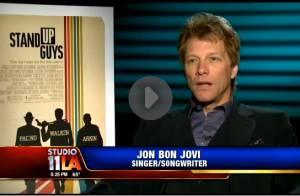 Bon Jovi sobre prisão da filha após overdose: 'Tragédia que tive que superar'