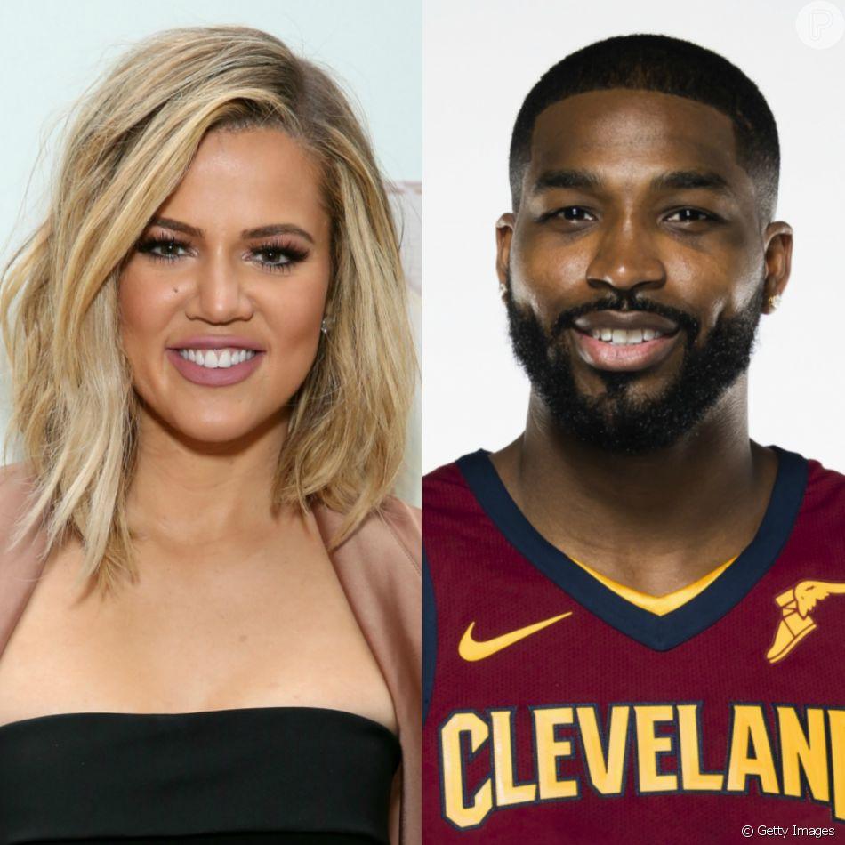 Separação! Nova traição de Tristan Thompson faz Khloé Kardashian terminar namoro, afirma 'TMZ' nesta terça-feira, dia 19 de fevereiro de 2019