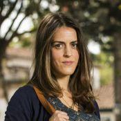 'Espelho da Vida': Grace aconselha Lenita a contar que Marcelo não é pai de Paty