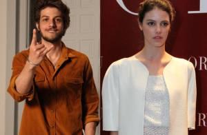 Laura Neiva assume namoro com Chay Suede após aniversário juntos: 'Felizes'