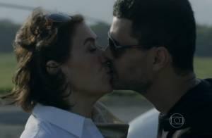 Novela 'Império': Maria Marta e Maurílio têm primeira noite quente de amor