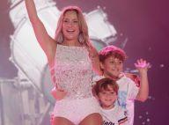Filhos de Claudia Leitte acariciam barriga de grávida da cantora: 'Adoram'