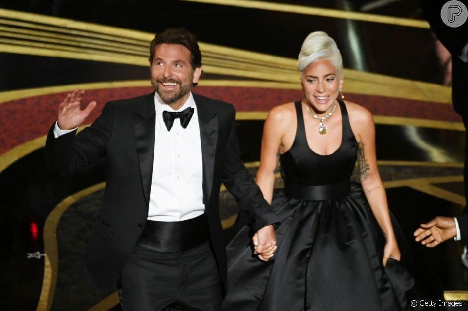 Lady Gaga afasta rumor de romance com Bradley Cooper: 'É abismal'