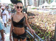 Rocker ousada! Bruna Marquezine mistura trends anos 2000 em 2° look de Carnaval