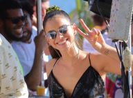 Essa é top! Bruna Marquezine rebola de shortinho no Carnaval. Vídeo!