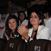 Malu Mader aplaude exibição de documentário sobre Elza Soares no Festival do Rio