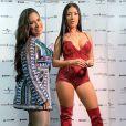 Simone e Simaria comemoraram a volta aos palcos no Carnaval 2019