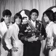 A 'menudomania' tomou conta da América Latina. Em 1984, o grupo chegou a entregar em cerimônia no Shrine Auditorium, em Los Angeles, o Grammy de melhor álbum a Michael Jackson por 'Thriller'