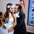 Roy está casado há três meses com a designer Patrícia Avila