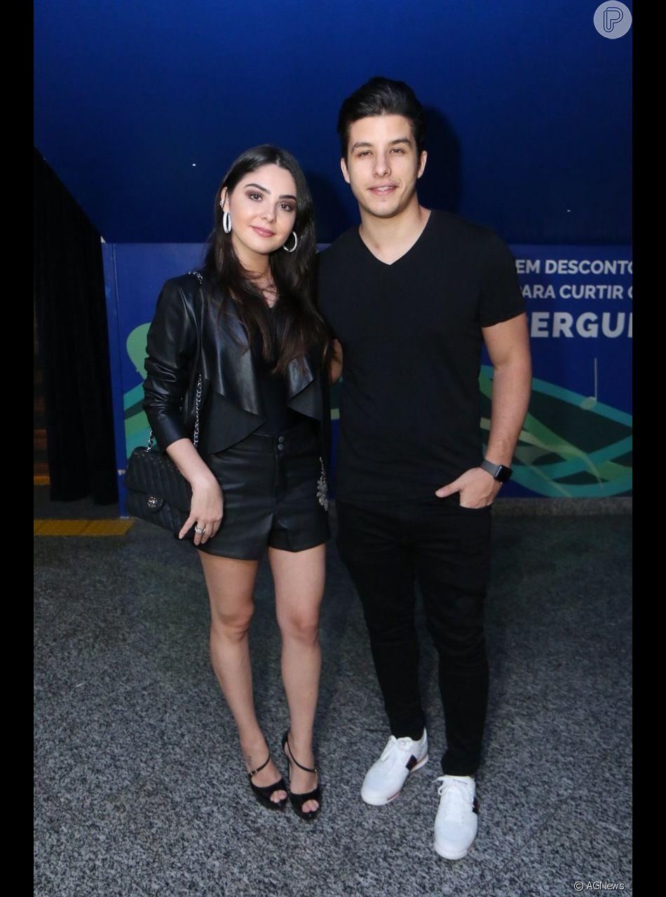 Ricky Tavares avaliou ao Purepeople fim de namoro de 7 anos com Marcela Barrozo: 'Não penso em trocar telefone'