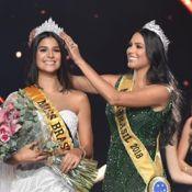 Júlia Horta, representante de Minas Gerais, é coroada Miss Brasil 2019. Fotos!